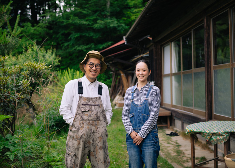 「東京の村で見つけた本当のクリエイティブと理想の循環社会」||清田直博 / 檜原村新農業組合